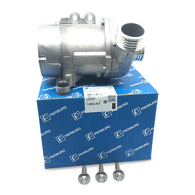For BMW E82 E88 E90 E91 E92 E93 328i Water Pump 702851200 Pierburg