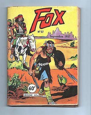 FOX n°37 - LUG 1957 - TBE