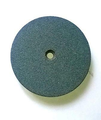 """6"""" Emory Style Grinding Stone Wheel For Bench Grinders - 3/4"""" Thickness (Fine)"""