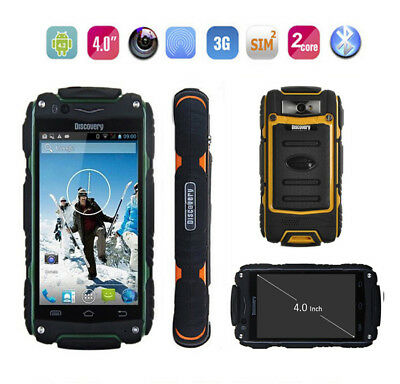 DISCOVERY V8 3G Smartphone Rugged Land Mobile Rover Support
