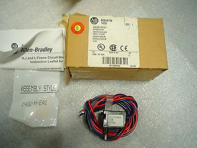 New Allen-Bradley 140U-H-EA1 cb aux contact  60 day warranty