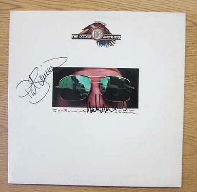 Doobie Brothers Michael Mcdonald Signed Coa Takin' It To The Streets Autograph