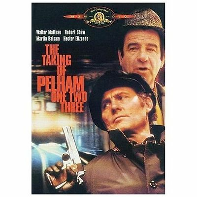 The Taking of Pelham One Two Three (DVD, Repackaged)