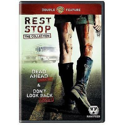 Rest Stop 1-2 Film Collection (DVD, 2009, Raw Feed Series)