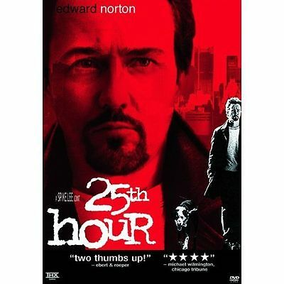 25th Hour (DVD, 2003)