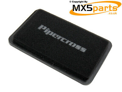 MX5 Pipercross Induction Panel Air Filter PP128 Mazda MX-5 Mk2 2.5 NB 1998>2005