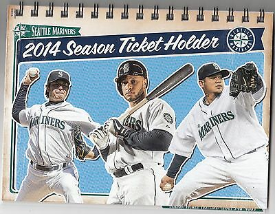 2014 Seattle Mariners Pick Your Game Ticket Stub Many Dates Trout Iwakuma Cano