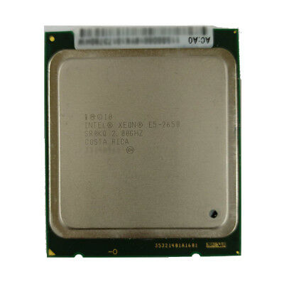 Intel Xeon E5-2650 2.00GHz 8-Core 16-Threads 20Mb Cache LGA2011  CPU