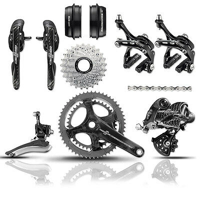 Campagnolo Chorus Carbon - 11 Speed Road Bike Groupset