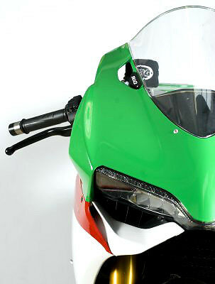 R&G Racing Mirror Blanking Plates to fit Ducati 899 Panigale