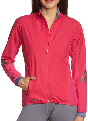 Adidas Supernova Gore Ladies Running Jacket - Pink