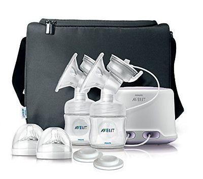 Philips AVENT Double Electric Comfort Breast Pump, 2015 Version