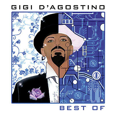 CD Gigi D 'D' Agostino Best of 2cds INCL L'Amour Toujours, Another Way, Bla