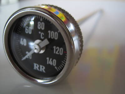 RR Ölthermometer lang BMW R80ST R80R R90S R100S R100R oil thermometer long 20b