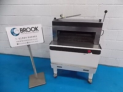Jac 10Mm And 14Mm Dual Bread Slicer Stock No Y086438  - Bakery Equipment