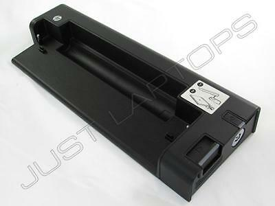 HP Elitebook 2540p Docking Station Port Replicator HSTNN-C14X + Lock No Key