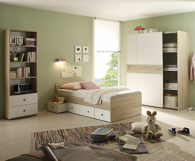 jugendzimmer kinderzimmer new generation jugendm bel set. Black Bedroom Furniture Sets. Home Design Ideas
