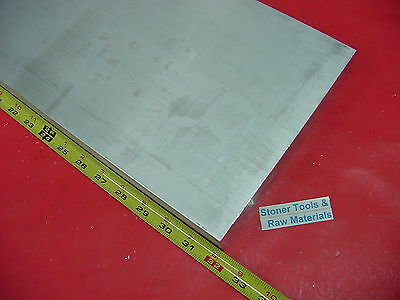 "3/4"" X 6"" ALUMINUM 6061 FLAT BAR 32"" long T6511 .750"" Solid Plate New Mill Stock"