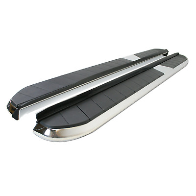 Ford Kuga 2013-On High Flyer Stainless Steel Aluminium Side Steps Running Boards