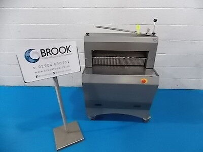 Jac 10Mm And 14Mm Dual Bread Slicer Stock No Y086348  - Bakery Equipment