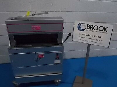 Dowson 10Mm And 14Mm Dual Bread Slicer Stock No Y086321  - Bakery Equipment