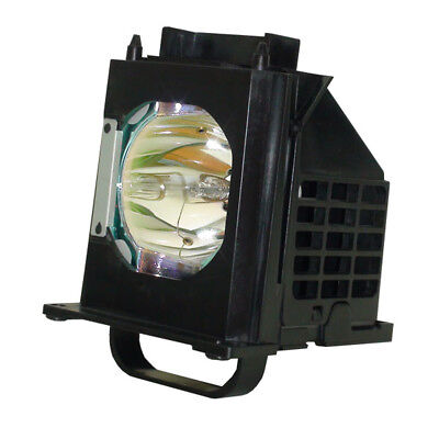 Lamp Housing For Mitsubishi WD-65C9 / WD65C9 Projection TV Bulb DLP