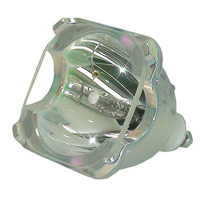 Bare Lamp For Mitsubishi WD-60C8 / WD60C8 Projection TV Bulb DLP