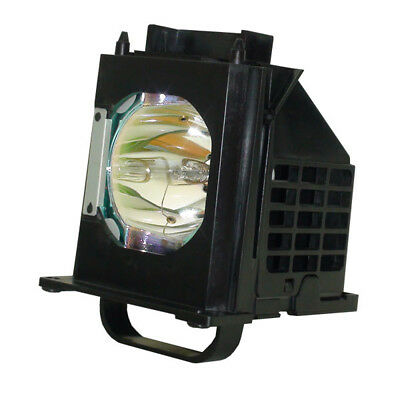 Lamp Housing For Mitsubishi WD-73C9 / WD73C9 Projection TV Bulb DLP