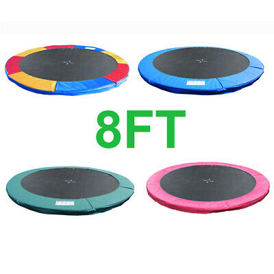 8 Ft Trampoline Replacement Pad Padding Spring Cover Foam Outdoor Sport