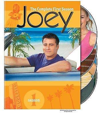 Joey - The Complete First Season - DVD (4-Disc Set) - Brand New!!!