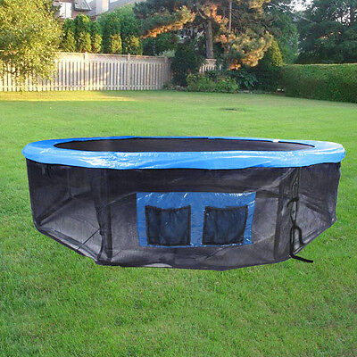 6ft 8ft 10ft 12ft 13ft 14ft Trampoline Base Skirt Safety Enclosure Surround