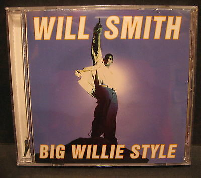 Will Smith Big Willie Style CD Nov-1997 Columbia USA Used