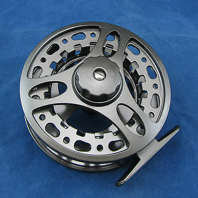 Fly Fishing Reel Aluminum 5/6 7/8 9/10 Adjustable Drag 85mm 95mm 105mm Diameter