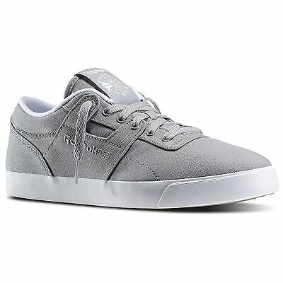 0e25493287db NEW REEBOK WORKOUT LOW CLEAN FVS TXT Tin Grey MENS Classic vintage ...