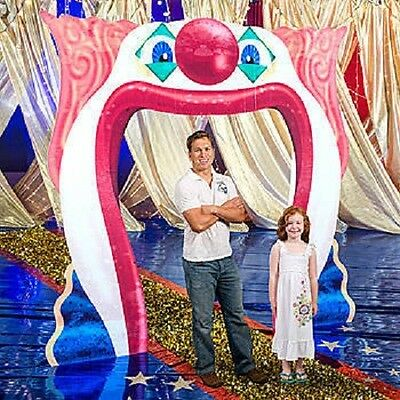 CIRCUS CLOWN ENTRANCE *party decoration * birthday * carnival theme * circus