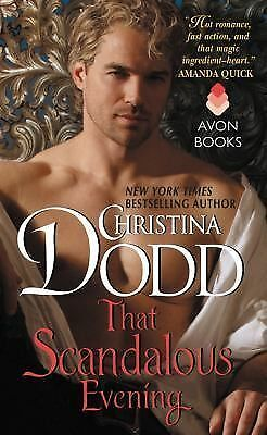 That Scandalous Evening by Christina Dodd (1998, Paperback)