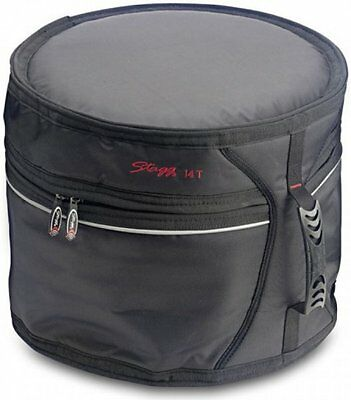 "Stagg 14"" Professional Quality Soft Tom Bag STTB-14"