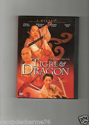 "Dvd ""Tigre Et Dragon"" Un Film De Ang Lee"