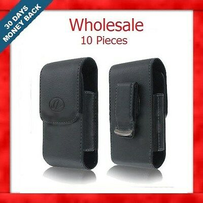 Wholesale 10 Pcs Leather Case Pouch For Samsung Behold II 2 Two SGH-T939