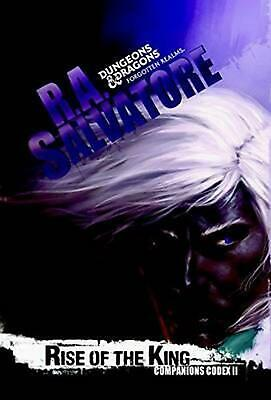 Rise of the King by R.A. Salvatore Paperback Book (English)