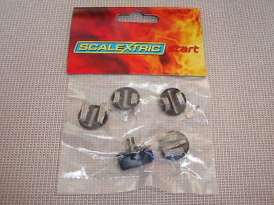 A Pack Brand New Scalextric Start C8312 Guide & Braid Plates W5587 / C8329