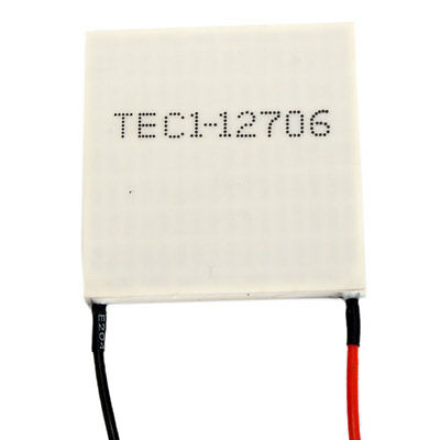 New High Quality  12V 60W 92W max TEC1-12706 Thermoelectric Cooler Peltier