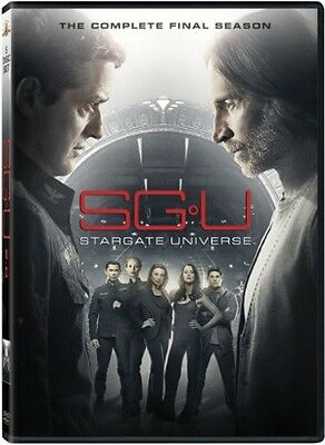 SGU: Stargate Universe - The Complete Final Season, New, Free Shipping