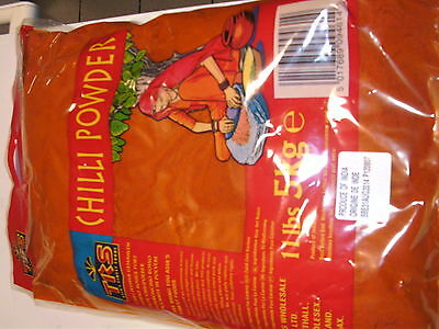 5Kg TRS Chili Powder Indien Extra Hot