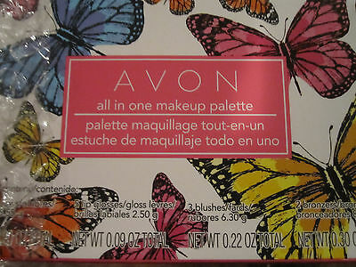 Avon All-in-One Makeup Palette