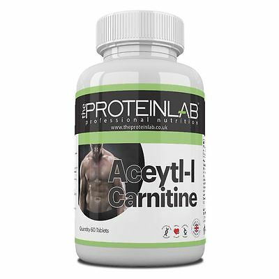 Acetyl L-Carnitine Capsules High Diet Pill Muscle Gain Fat Burner Weight Loss