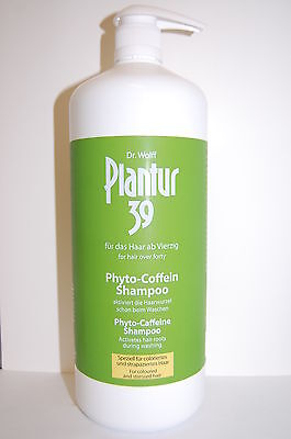 Plantur 39 Phyto-Coffein-Shampoo color 1250ml
