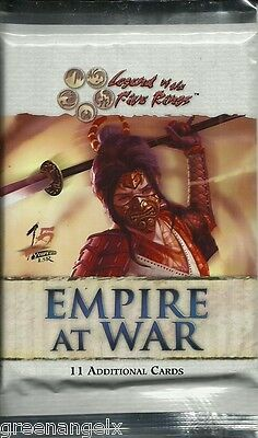 Five Rings (L5R) Ccg - Empire At War Booster