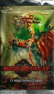 Five Rings (L5R) Ccg - Seeds Of Decay Booster