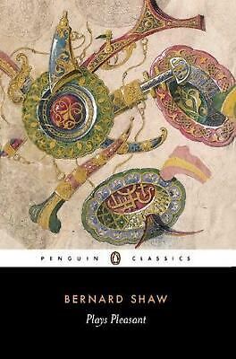 Plays Pleasant by George Bernard Shaw (English) Paperback Book Free Shipping!